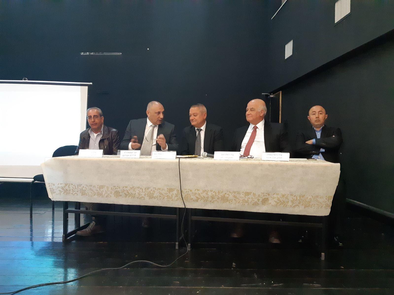 ضمن مشروع النقابة تصل إلى الضواحي، لقاء لنقابة المحامين في إكسال