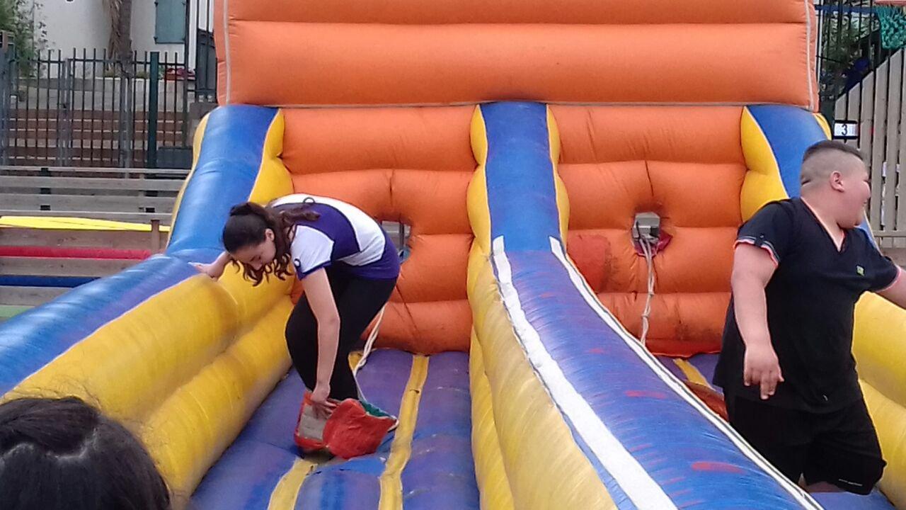 يوم رياضي ضخم في مدرسة نين الابتدائية