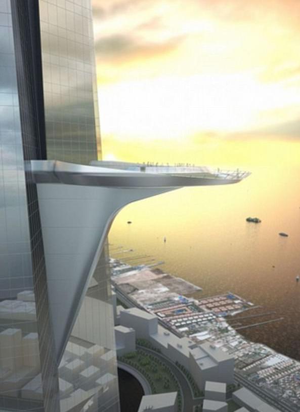 السعودية: تأخير افتتاح أطول برج في العالم