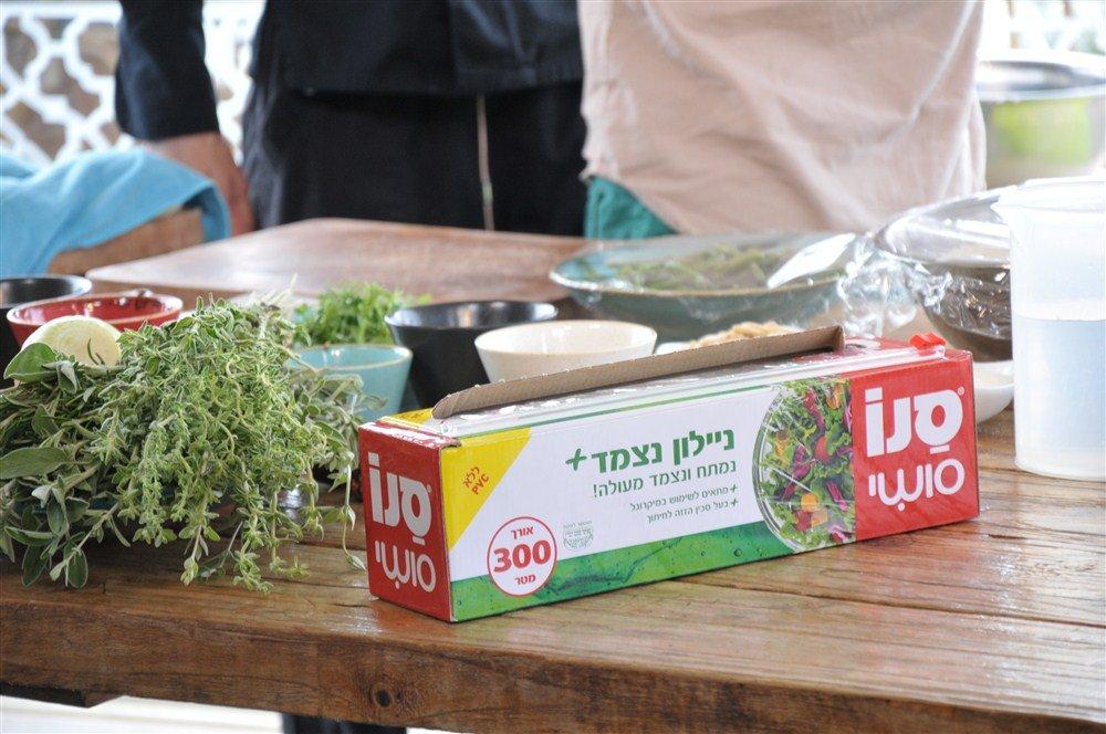 طبق اليوم ع الطاولة من تشرين ، معكرونة بالكبدة واللوز