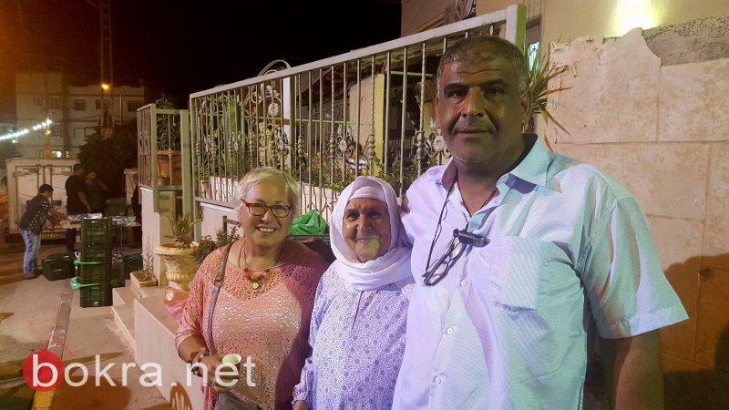 الجلبوع: إفطار في المقيبلة بمشاركة عربية يهودية وشخصيات فلسطينية