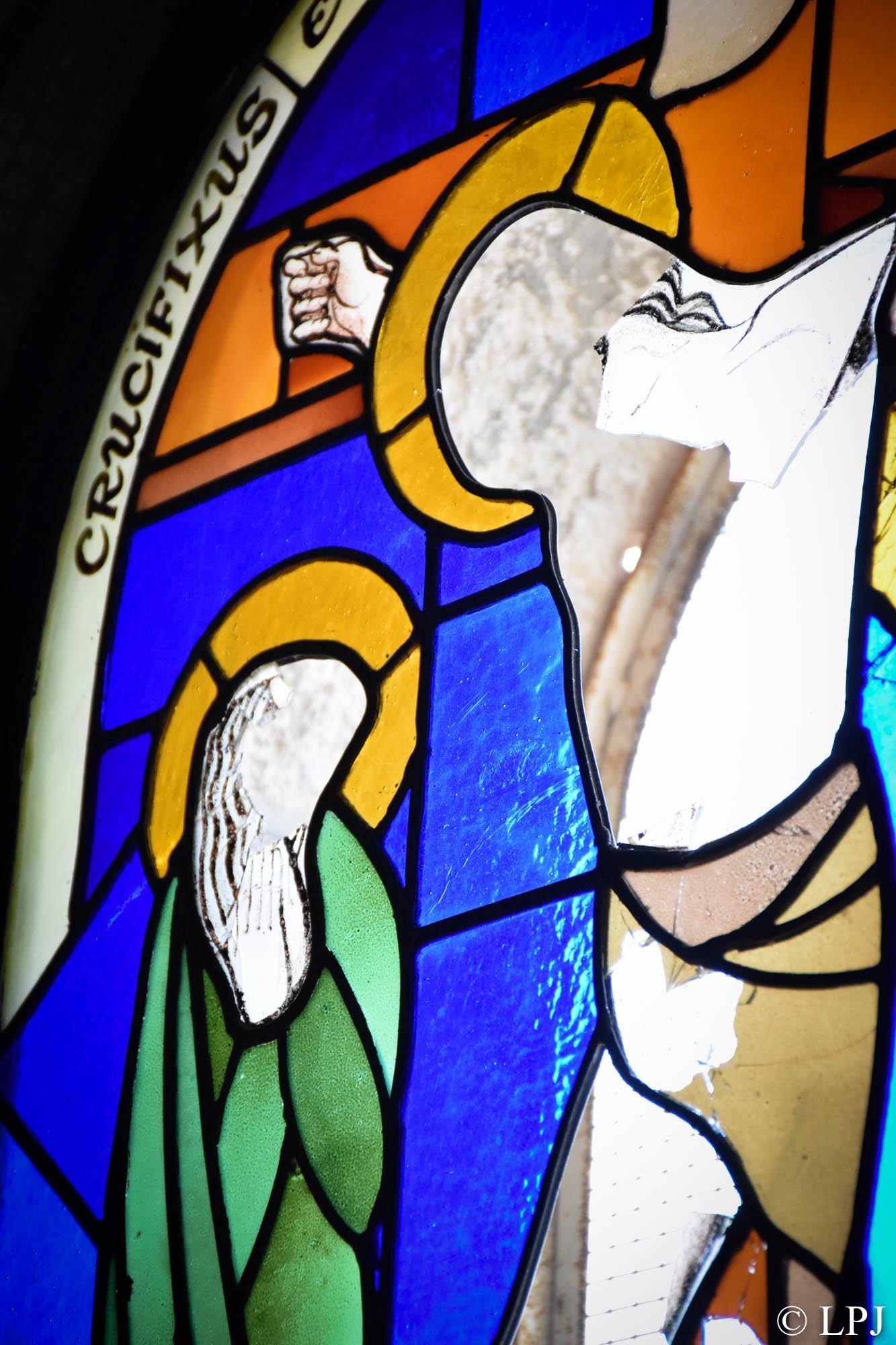 استنكار ومطالبة حول الاعتداء على كنيسة في بيت جمال