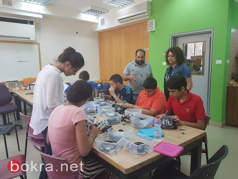 في احتفال متميز في يافة الناصرة: اختتام مشروع دورات آخر ايام الصيفية