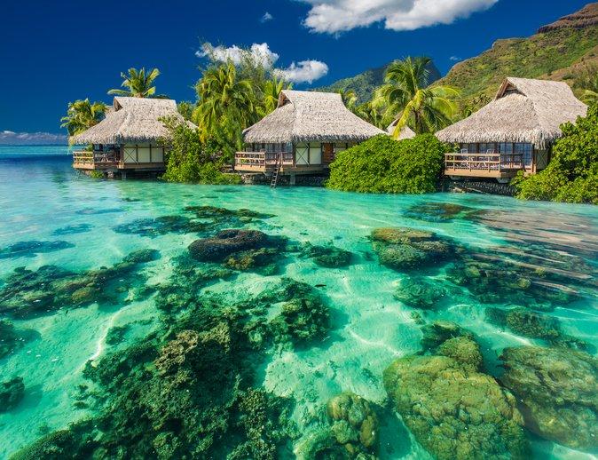 زيارة الى جزر ارخبيل بولينيزيا... روعة السياحة والاستجمام