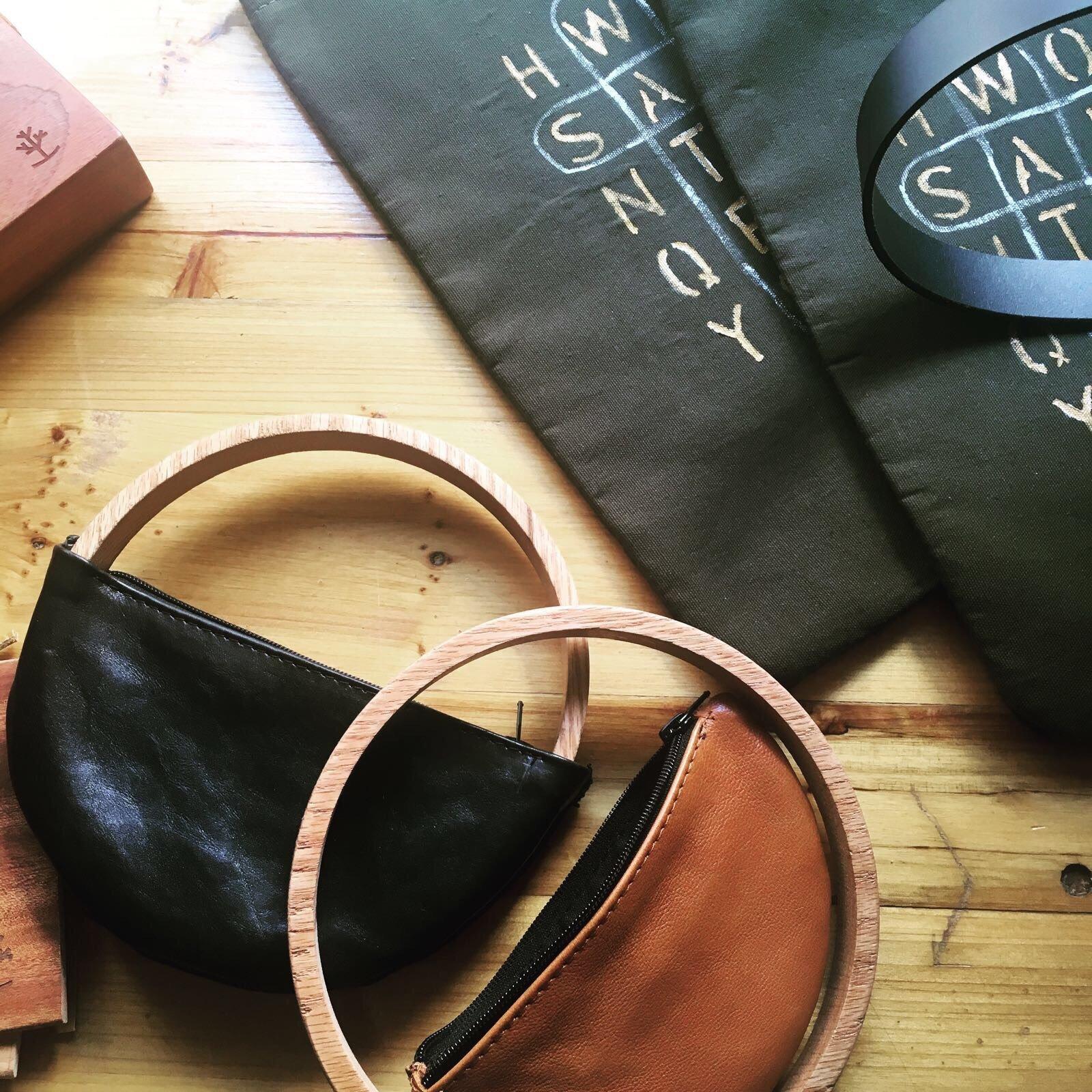 كينا ماركة حقائب مبتكرة للمصممة شادن دعاس