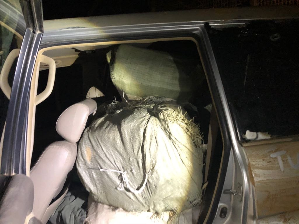 ضبط عملية تهريب مخدرات كبيرة على الحدود المصرية، ومقتل شاب عربي من النقب أثناء تبادل إطلاق النار