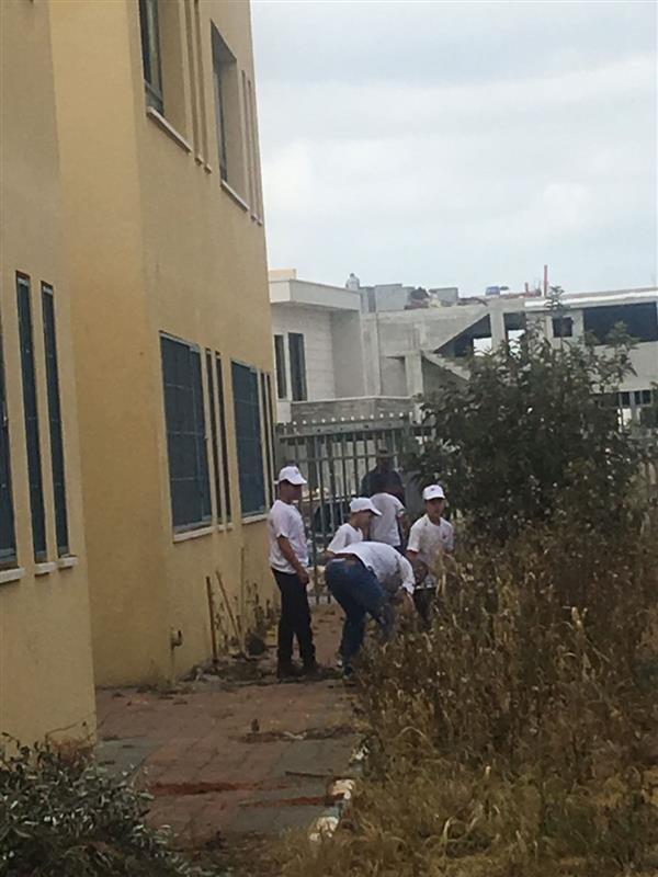 يوم الأعمال الخيريّة في مدرسة البصليّة شفاعمرو