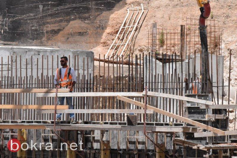 جسر بير الأمير في تقدم مستمر