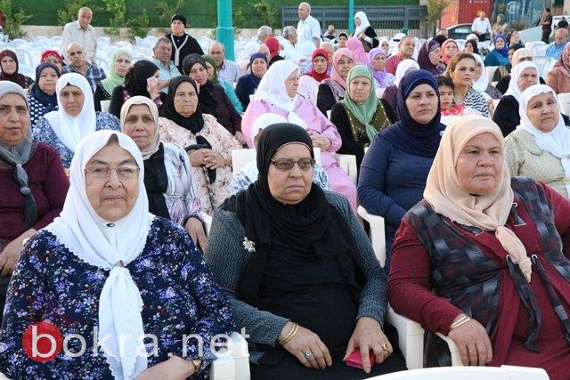 مياه الجليل وبالتعاون مع جمعية السلام تنظم افطارًا جماعيًا للمسنين