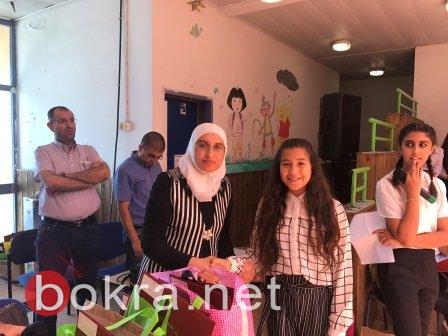 مدرسة الأخوة الابتدائية بأم الفحم تحتفل بتخريج كوكبة جديدة من طلاب الصفوف السادسة