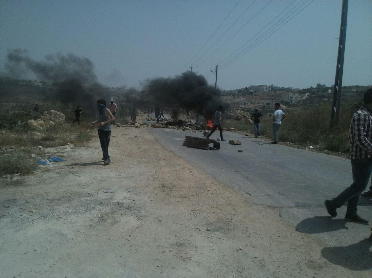 إسرائيل تغلق مدخلي كوبر ودير نظام شمال رام الله