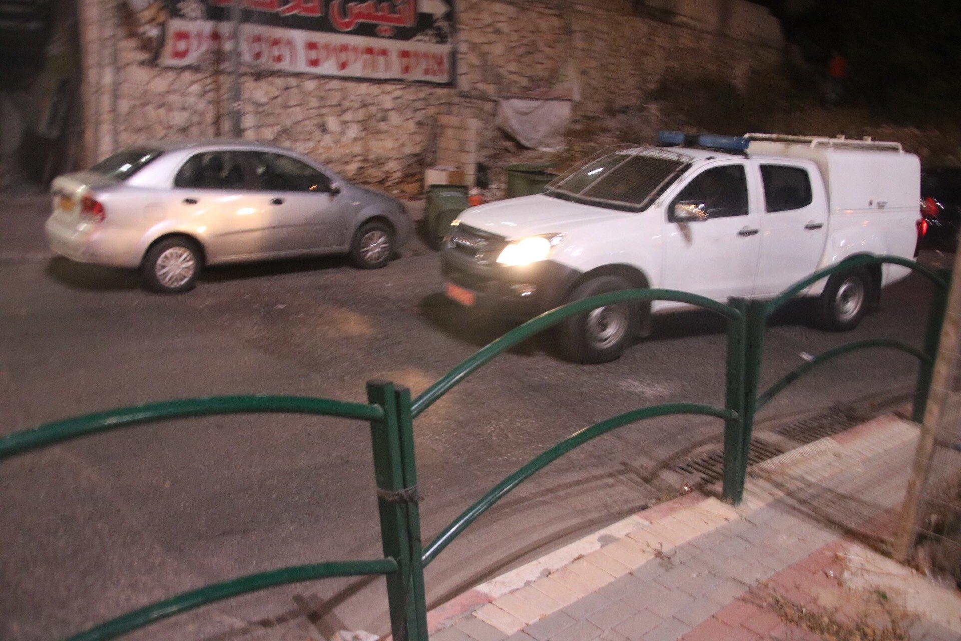 اعتقال 4 شبان من ام الفحم