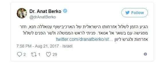 النائبة بيركو تطالب  بمحاسبة المطران حنا على خلفية زيارته لسوريا ولقائه الأسد