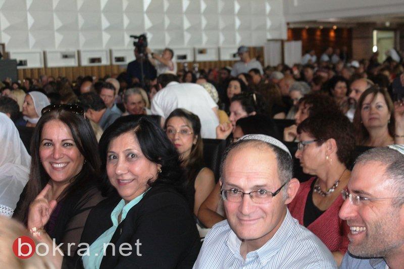 بينيت في مؤتمر التحضير للسنة الدراسية بالشمال: هدفنا هو زيادة التحصيل العلمي في المدارس العربية