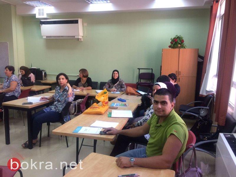 لقاء البدء منذ الآن في يافة الناصرة ضمن مشروع خارطة الطريق