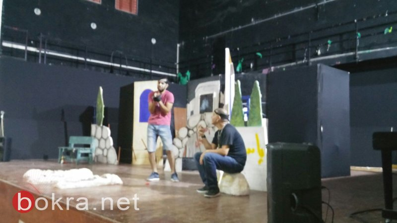 اللد تجمع طلابها لعرض مسرحيات تشيد بخطورة المخدرات