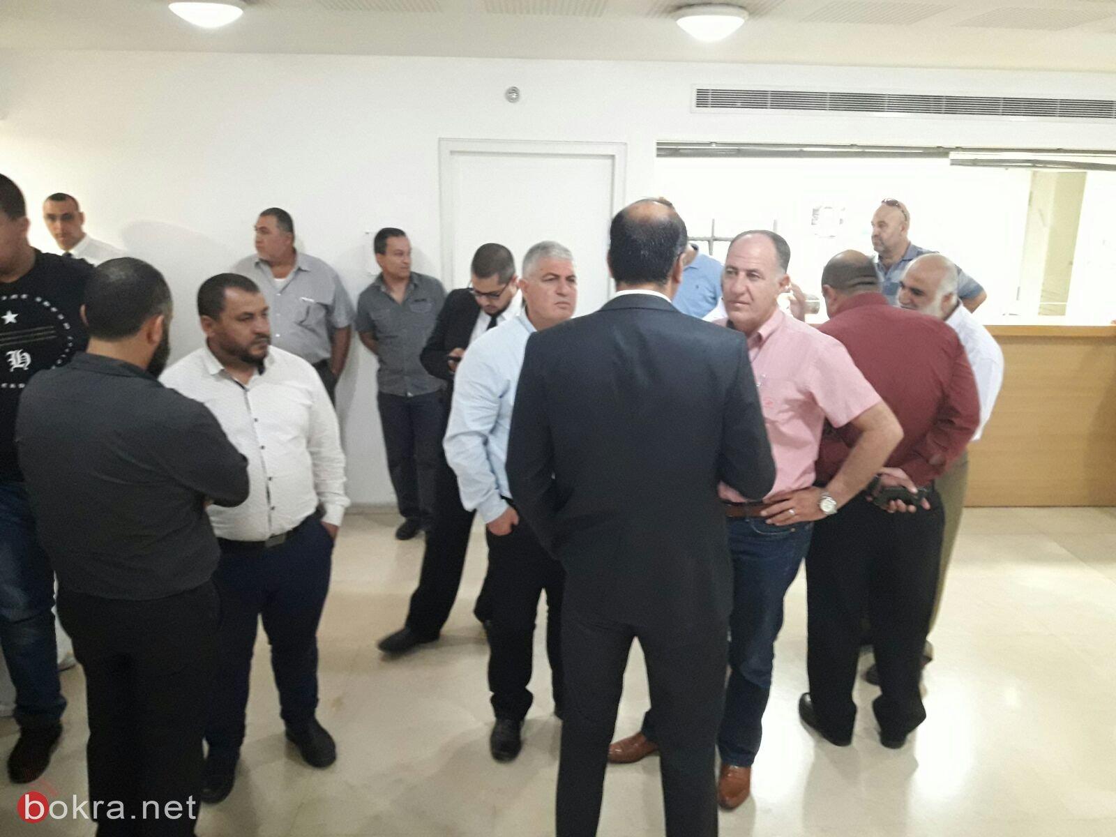 مرة اخرى...تمديد اعتقال الشاب محمد خلف