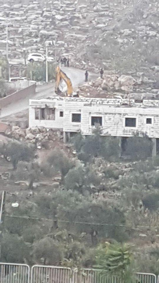 هدم منازل في القدس وفي الأغوار .. وحالة استنفار
