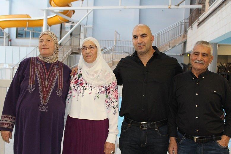 حربجي الناصرة تفتتح أكبر قاعة نسائية في إسرائيل