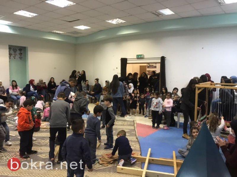 بالصور: انطلاق فعاليات مهرجان ننتج ثقافتنا بأيدينا في الجلبوع