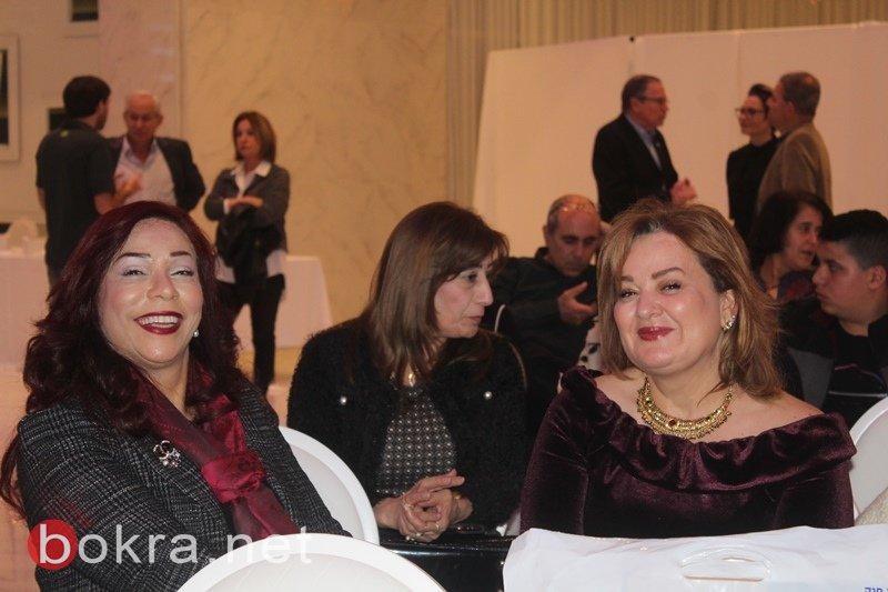 الناصرة: مشاركة واسعة في الحفل الخيري لجمعية فيراتي