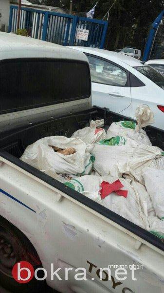 شجار كفر مندا المستمر: مفرقعات، عصي، رشق سيارات الشرطة بالحجارة واعتقال 9