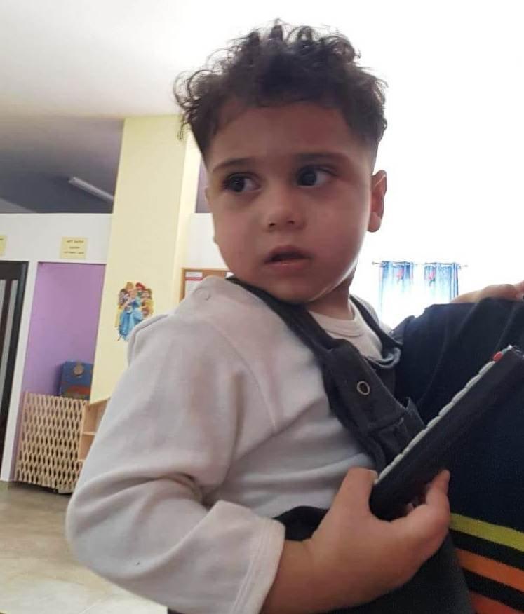 كفرقرع: مصرع عز مؤيد ابو سرية (عامان) غرقا في بركة خاصة