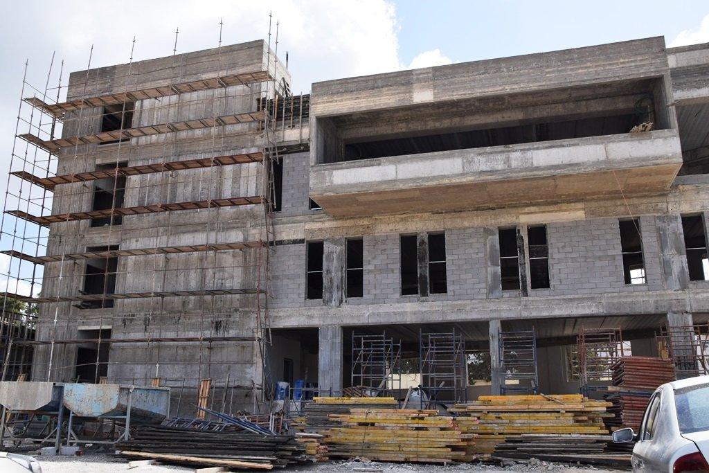 تقدم جديد في مبنى دار بلدية الناصرة