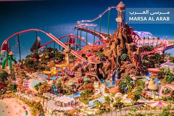 دبي: اطلاق مشروع مرسى العرب بقيمة 6.3 مليار درهم في الجميرا