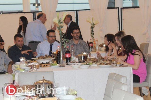 نقابة المحامين بالشمال تنظم افطارا جماعيا بحضور قضاة ومحامين