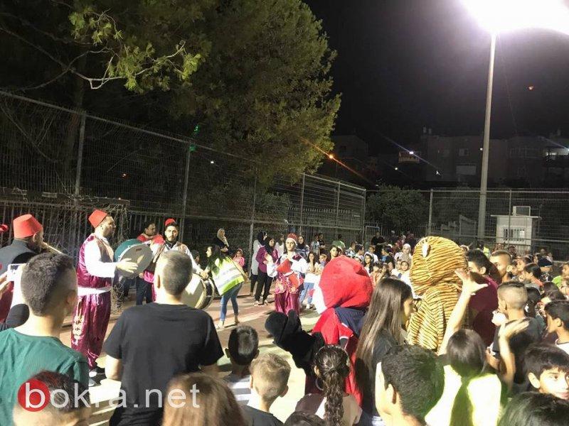 مسيرات جماهيرية وفعاليات مميزة في الشبلي أم الغنم بشهر رمضان
