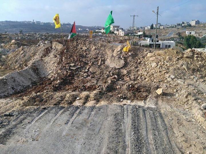 إصابات وسرقة ممتلكات باقتحام كوبر وبؤرة استيطانية شمال رام الله