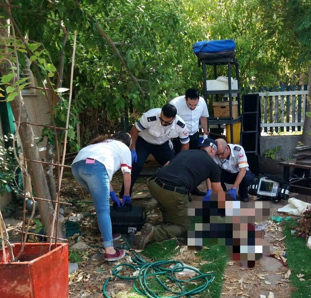 إطلاق النار على شاب بعد الاشتباه بأنه قام بسطو مسلح في زخرون يعقوب
