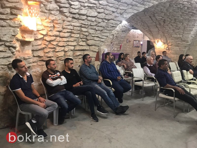 الدكتور سليمان يحاضر عن تاريخ الأندلس في نادي البلدة القديمة بالناصرة