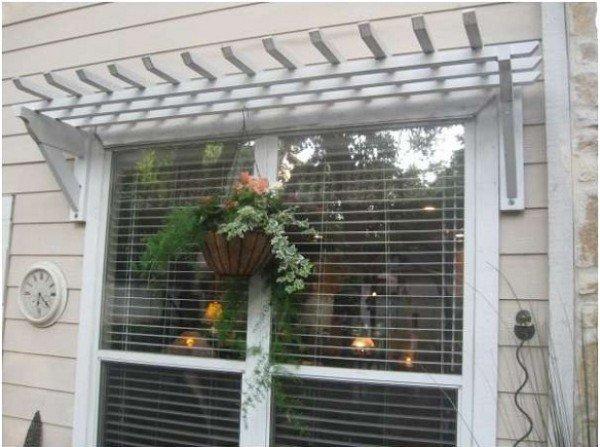 أفكار لديكور مميز لنوافذ المنزل