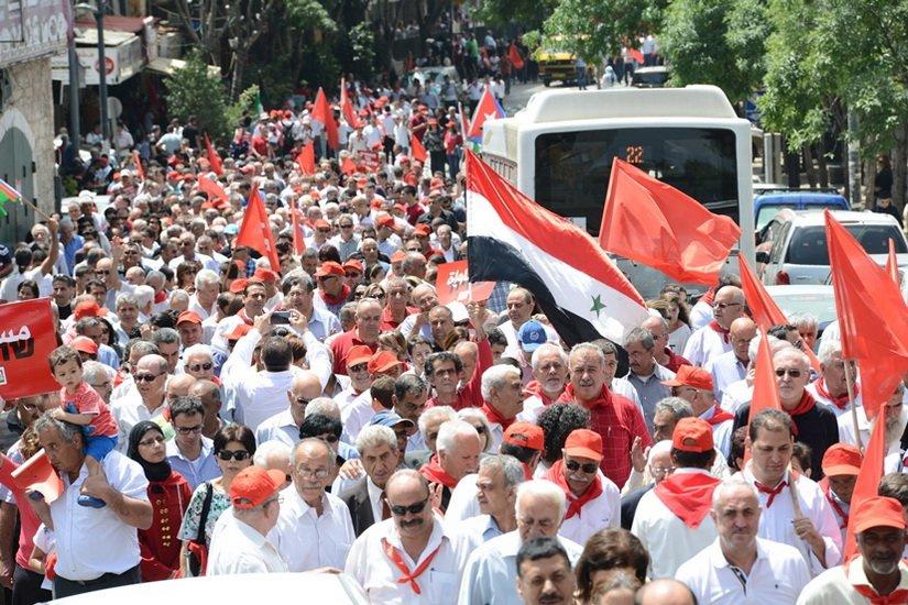 الحزب الشيوعي: الاشتراكية هي البديل لنظام الاستغلال الطبقي والاضطهاد القومي