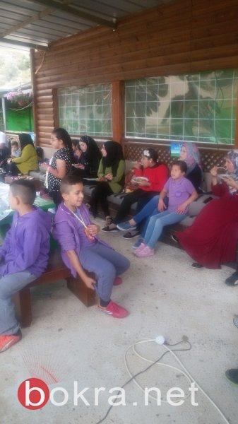 اختتام مساق تعليم الفروسية ( ركوب الخيل ) لطلاب قسم 360 في مدرسة الاقواس الابتدائية – ام الفحم
