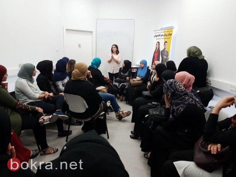 نحو 60 شخص يجتازون دورات تأهيل مهني مرموقة وينخرطون في العمل بشكل فوري في اطار برنامج ريان المجتمع العربي بإدارة شركة الفنار