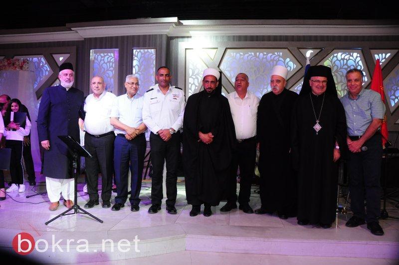 رجال دين ورؤساء سلطات محلية يؤكدون على ضرورة التعاون مع سلطة الاطفاء والانقاذ