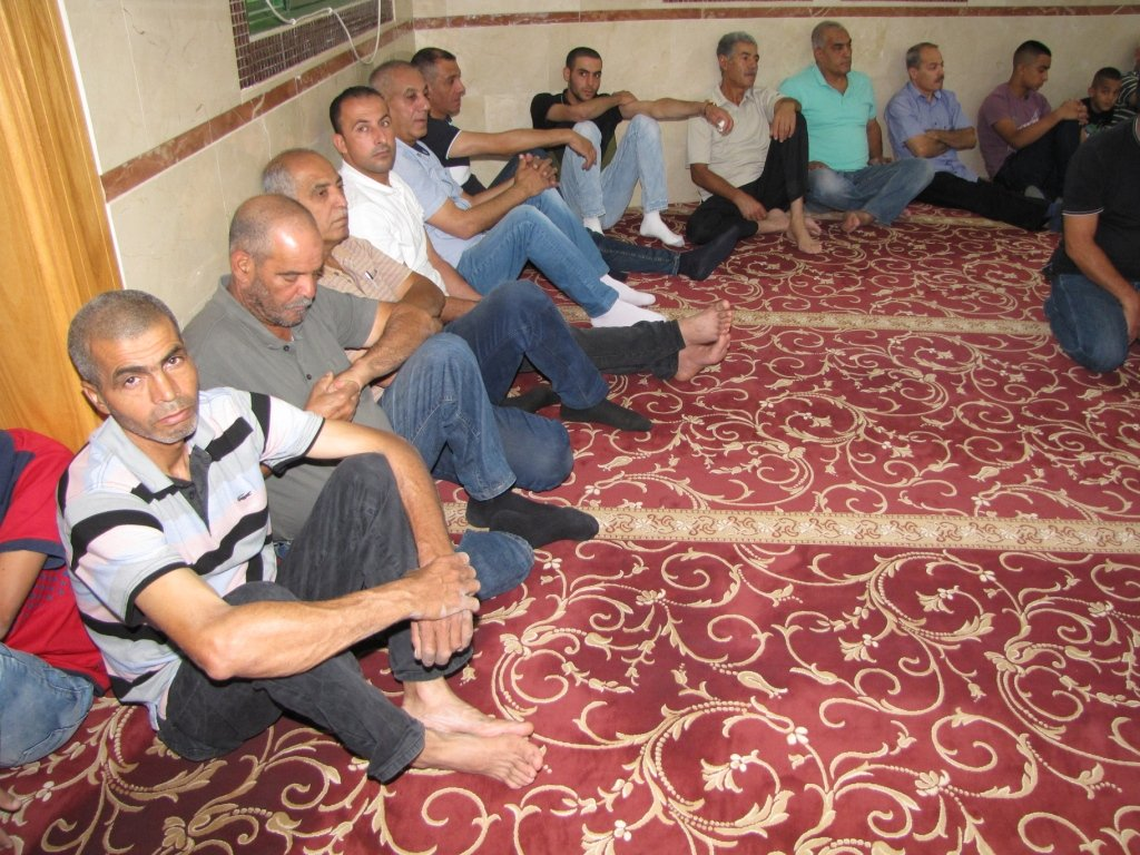 جمعة رمضان الأخيرة بجامع عمر المختار يافة الناصرة