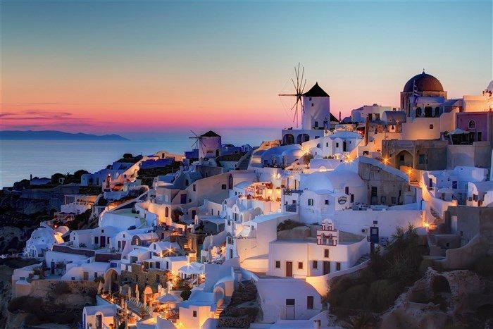 تعرفوا على اروع جزر اليونان