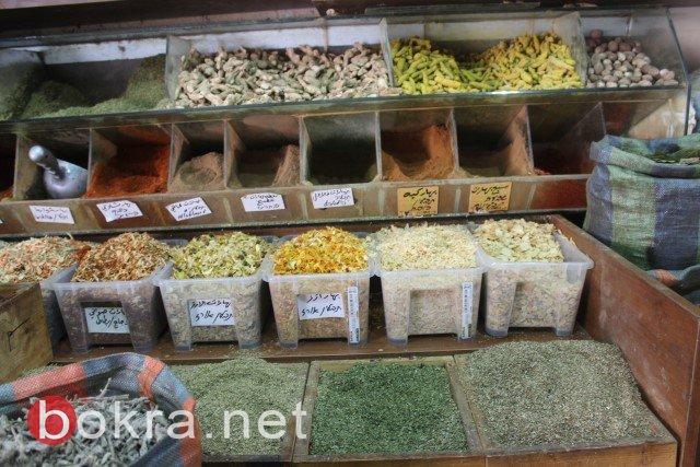 تجار من الناصرة يعربون عن استيائهم عشية عيد الفطر السعيد