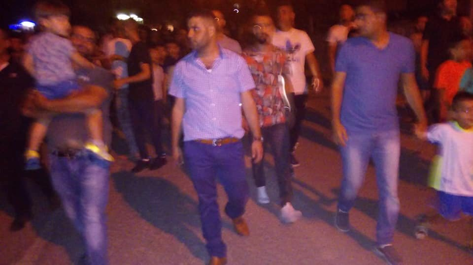 بستان المرج: مسيرة احتفالية في الدحي ونين واختتام دوري كرة القدم بأجواء طيبة