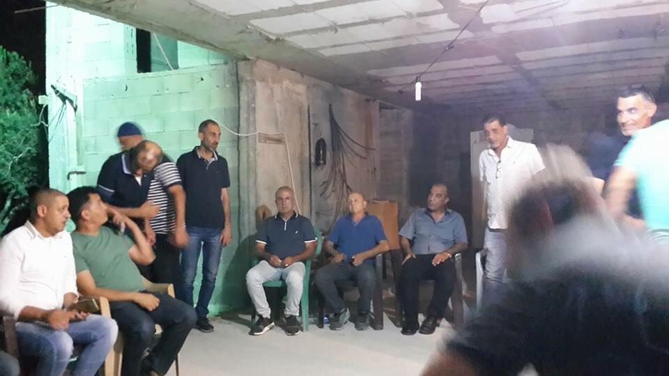 وادي عارة: 3 أيام على انتهاء مهلة هدم منزل عبد الله جزماوي..