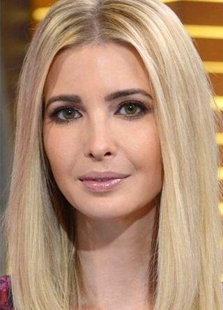 هل لاحظتِ يوماً شيئاً غريباً في عيني إيفانكا ترامب؟