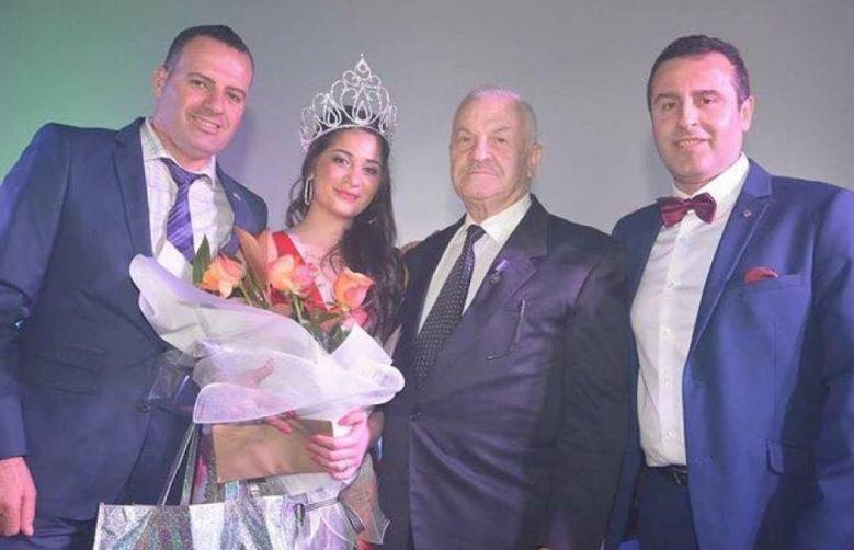 انتخاب اليان جرجس ملكة جمال المغتربين في ولاية فيكتوريا الاسترالية