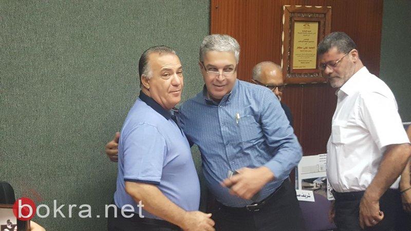 المصادقة على جبارين مهندسًا لبلدية الناصرة وسلّام يهاجم الجبهة التي تغيّبت