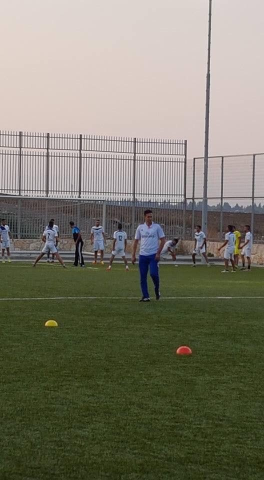 هـ.ابناء مصمص يشرع بتدريبات الاختبارات