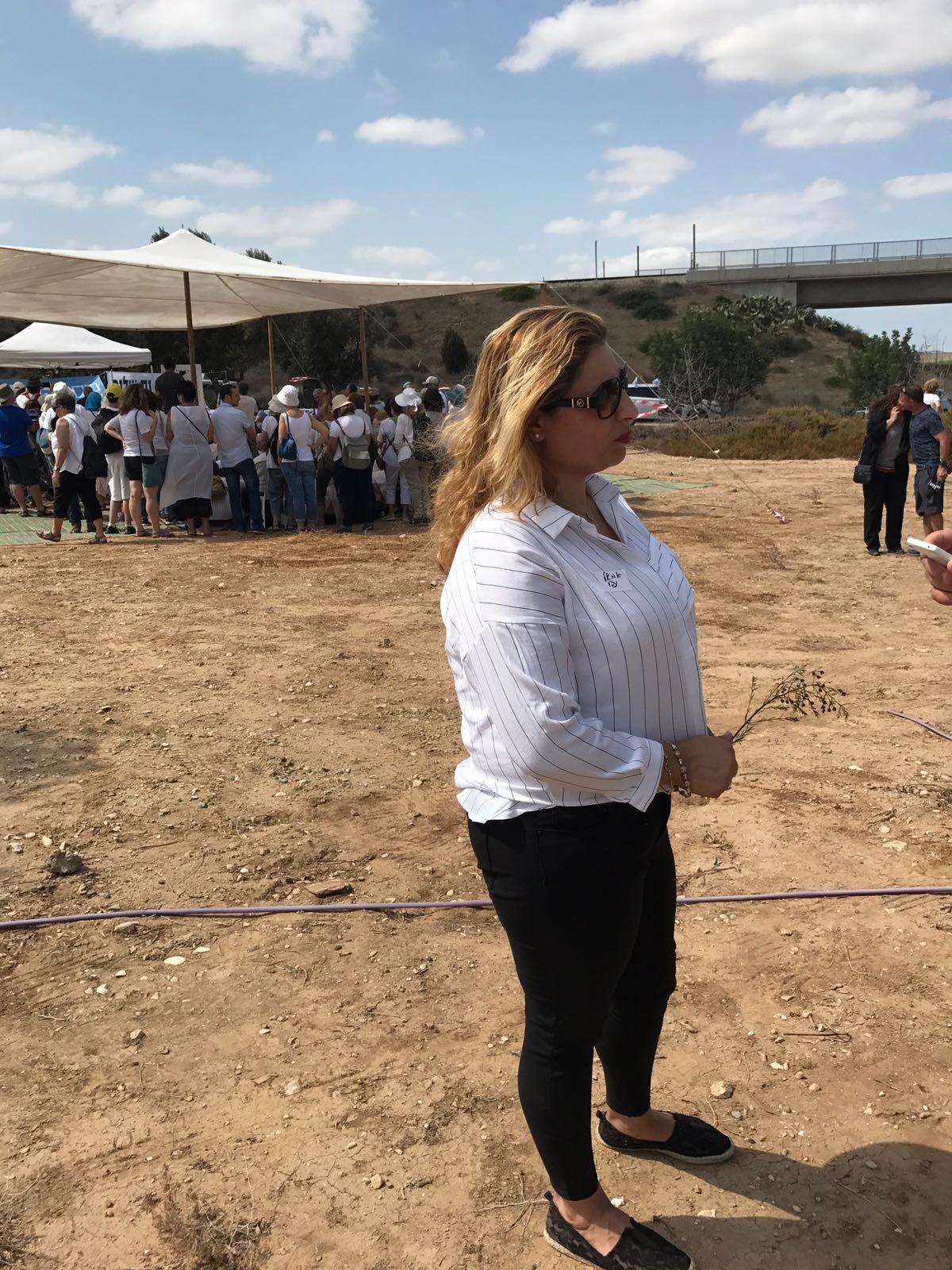 مسيرة السلام  تنطلق من سديروت بالجنوب لتجوب البلاد خلال 16 يومًا