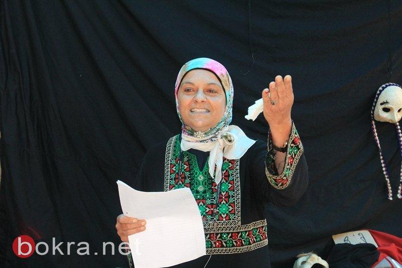 جمعية جوار في الشمال تنظم مهرجان المرأة العربية والتراث والمشغولات اليدوية التراثية الثالث ومعرض رسومات